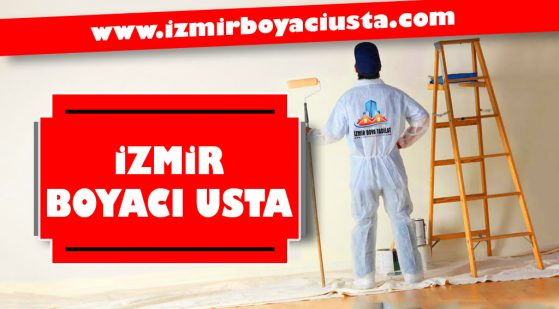 İzmir Boyacı Usta
